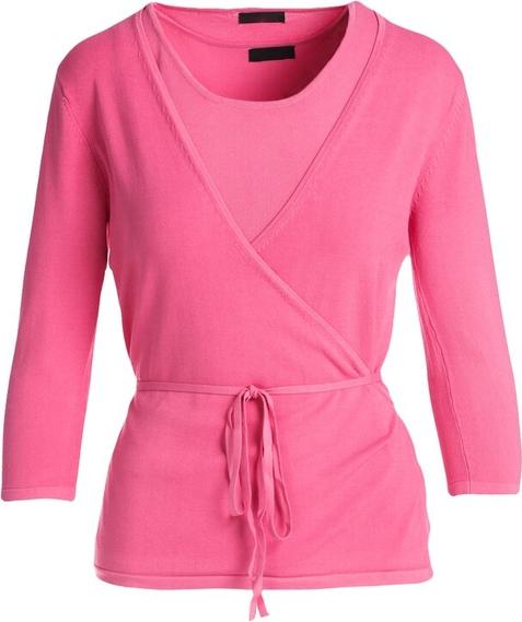 Różowa bluzka Multu