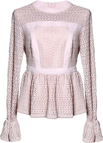 Różowa bluzka TOVA