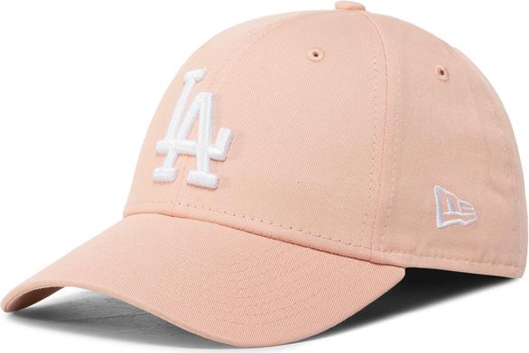 Różowa czapka New Era