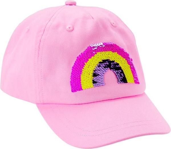 Różowa czapka OshKosh