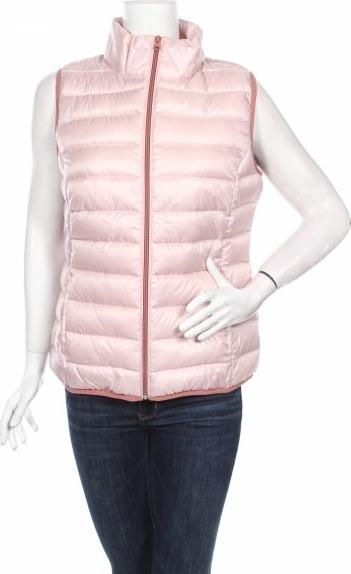 Różowa kamizelka Q/s By S.oliver w stylu casual
