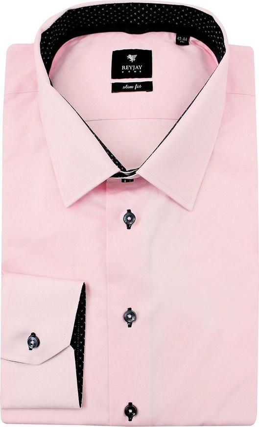 Różowa koszula Rey Jay