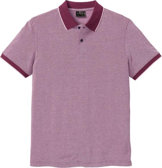 Różowa koszulka polo bonprix bpc selection