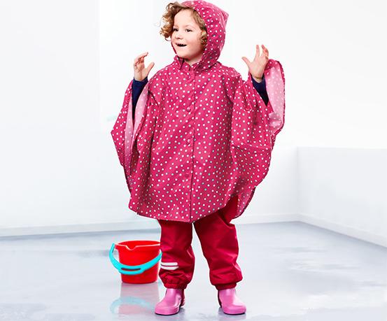Różowa kurtka dziecięca Tchibo