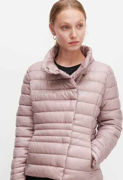 Różowa kurtka Reserved w stylu casual krótka