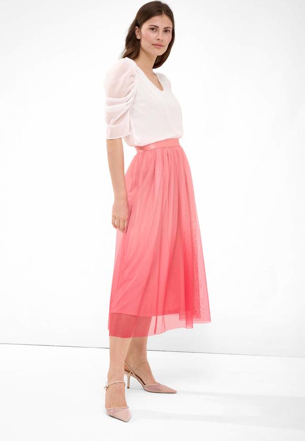 Różowa spódnica ORSAY midi