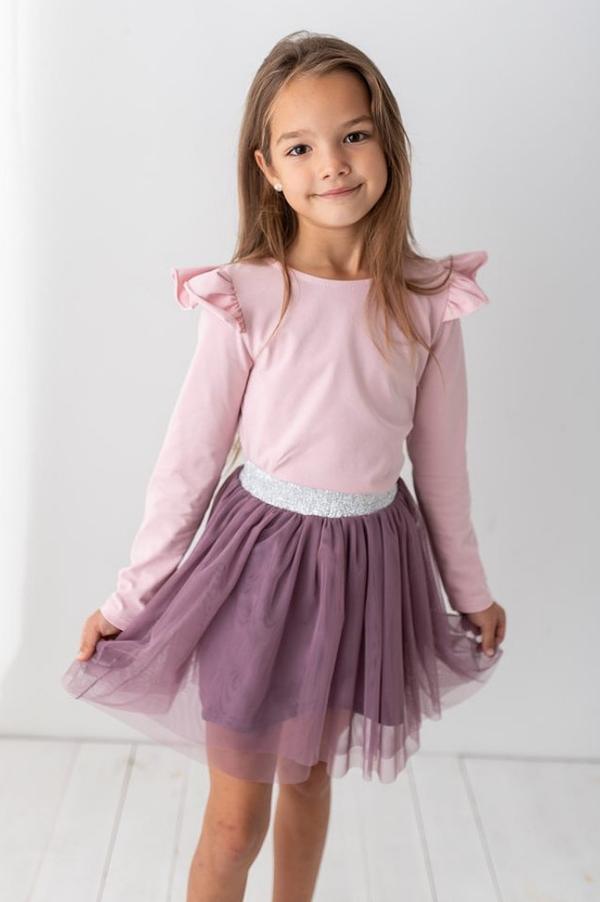 Różowa spódniczka dziewczęca Myprincess / Lily Grey
