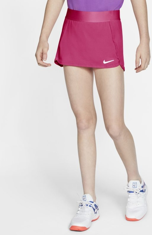 Różowa spódniczka dziewczęca Nike