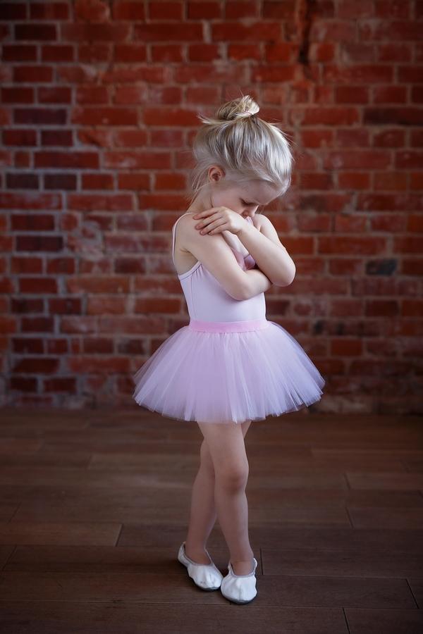 Różowa spódniczka dziewczęca Piccolino