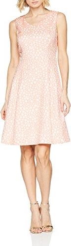 Różowa sukienka amazon.de bez rękawów