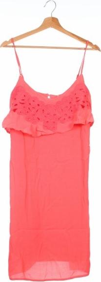 Różowa sukienka Charlise mini