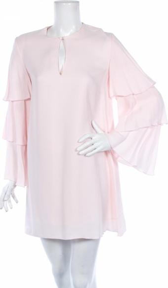 Różowa sukienka Dondup