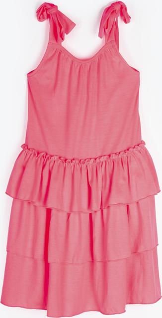 Różowa sukienka dziewczęca Gate