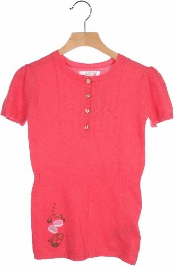 Różowa sukienka dziewczęca Petites