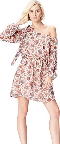 Różowa sukienka Find