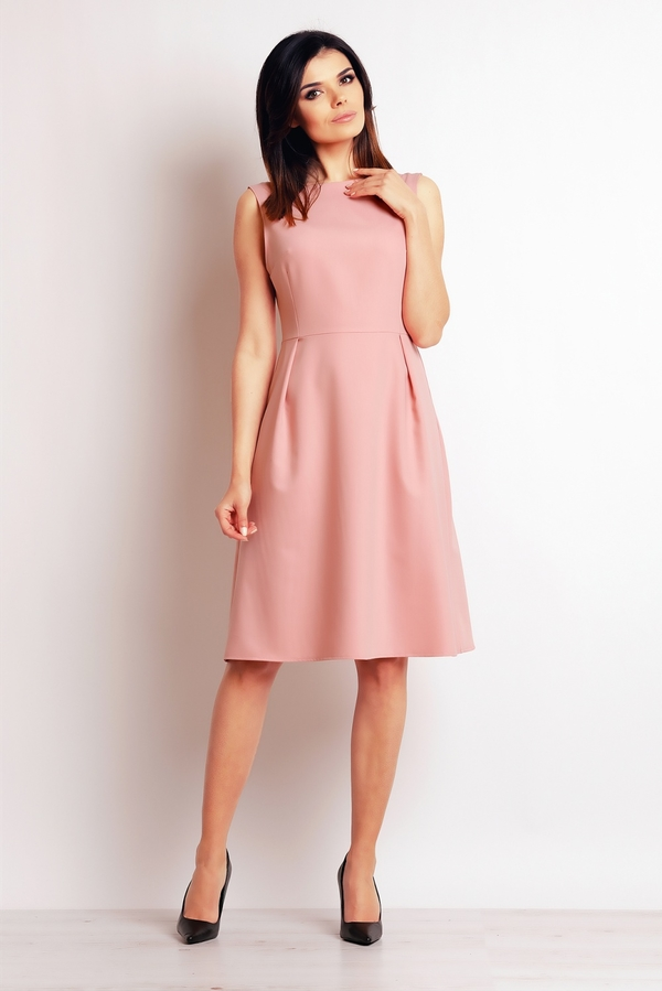 Różowa sukienka Infinite You