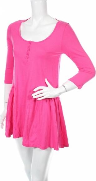 Różowa sukienka Jc