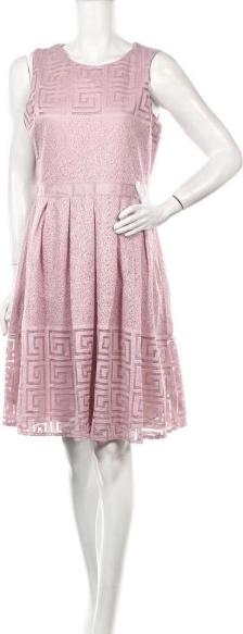 Różowa sukienka Marc Angelo