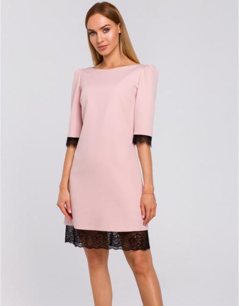 Różowa sukienka MOE mini