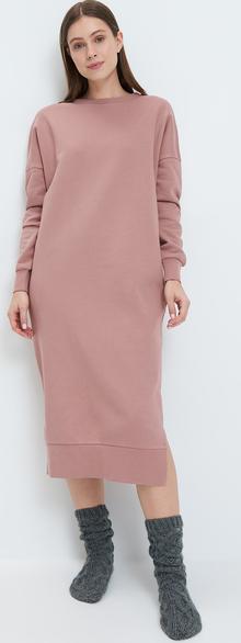 Różowa sukienka Mohito w stylu casual