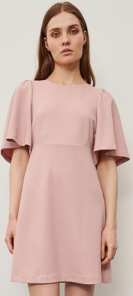 Różowa sukienka Reserved mini