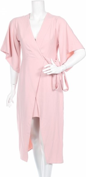 Różowa sukienka River Island