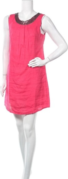 Różowa sukienka Tanaga