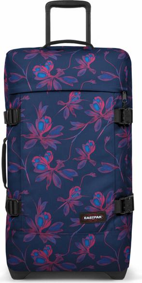 Różowa torba podróżna Eastpak