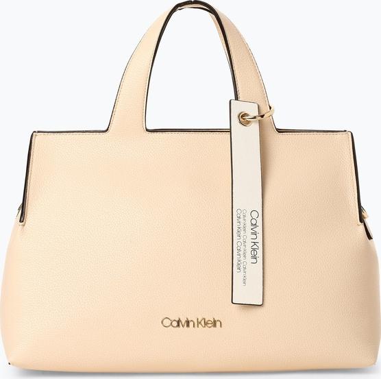 Różowa torebka Calvin Klein