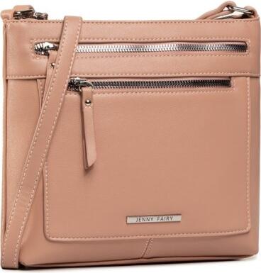Różowa torebka Jenny Fairy średnia