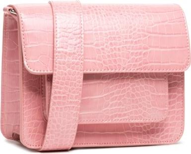Różowa torebka Jenny Fairy średnia na ramię