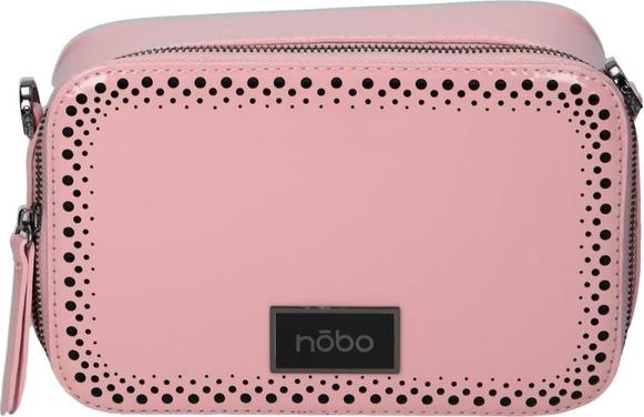 Różowa torebka NOBO