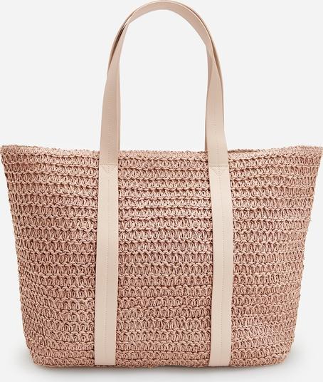 Różowa torebka Reserved