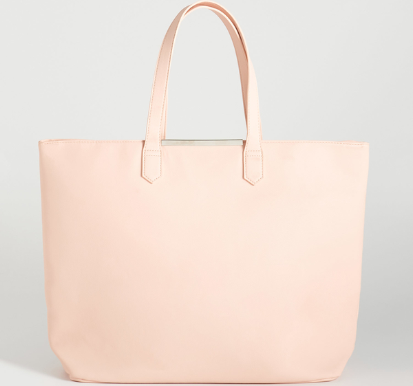 Różowa torebka Sinsay na ramię duża