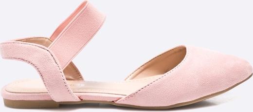 Różowe baleriny Answear