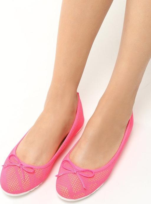 Różowe baleriny Multu
