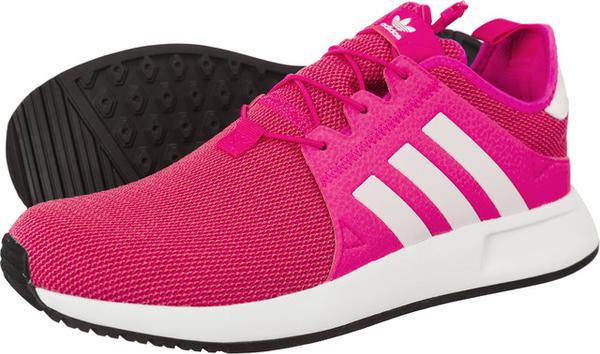 Różowe buty Adidas