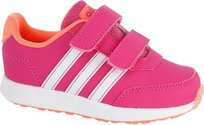 541a05cc687cc9 Buty sportowe dziecięce adidas na rzepy dla dziewczynek