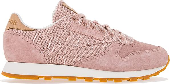 Różowe buty sportowe Reebok
