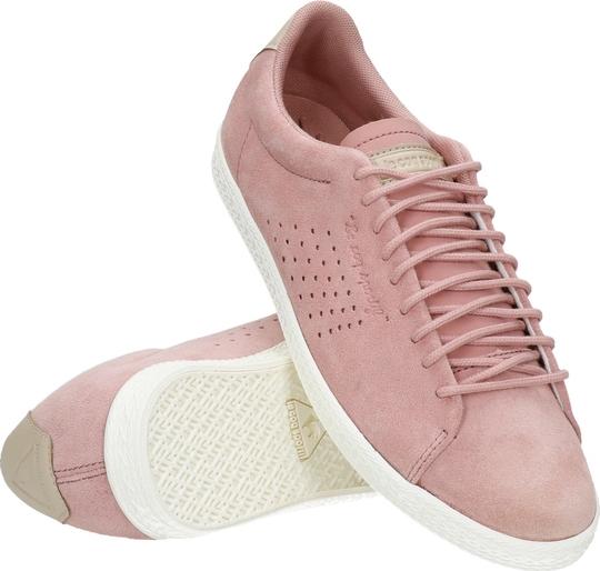 Różowe trampki le coq sportif