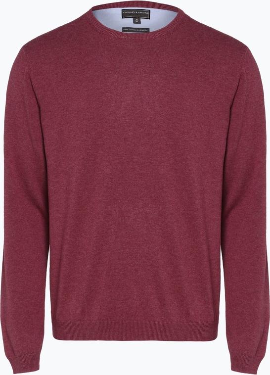 Różowy sweter Finshley & Harding