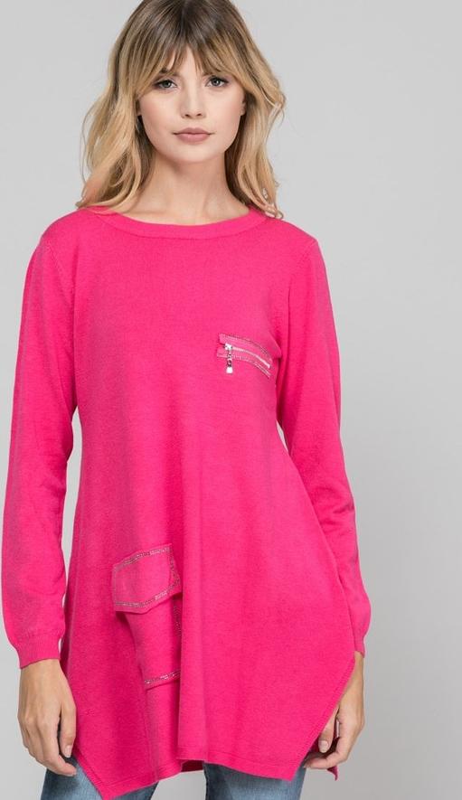 70% ZNIŻKI RÓżowy sweter Monnari Odzież Damskie Swetry i bluzy damskie GM UOSLGM-8