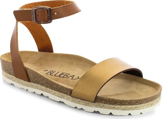 Sandały Bluebay ze skóry