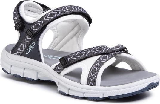 Sandały CMP z płaską podeszwą
