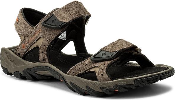 Sandały columbia - santiam 2 strap bm4624 mud heatwave 255 d16283b3c2