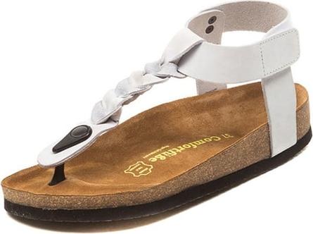 Sandały Comfortfusse w stylu casual