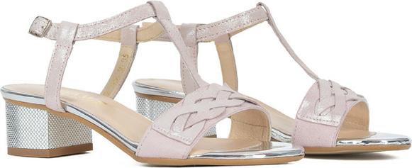 Sandały Gamis w stylu casual z klamrami
