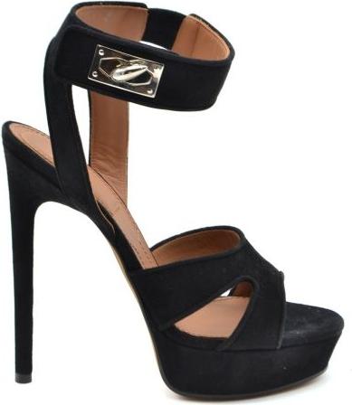 Sandały Givenchy z klamrami