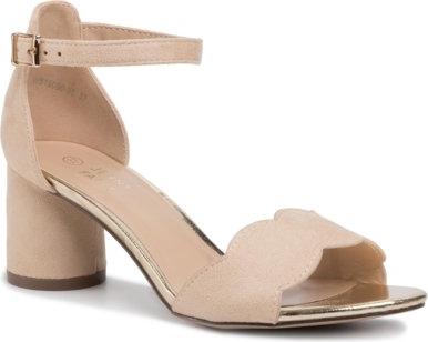 Sandały Jenny Fairy na obcasie
