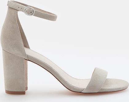 Sandały Mohito z zamszu